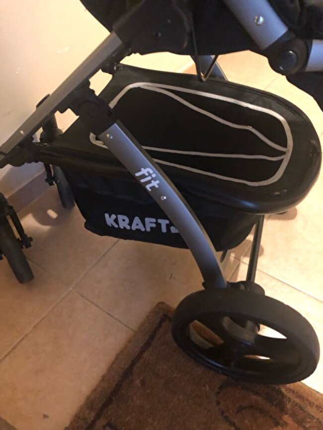 Kraft fit travel bebek arabası