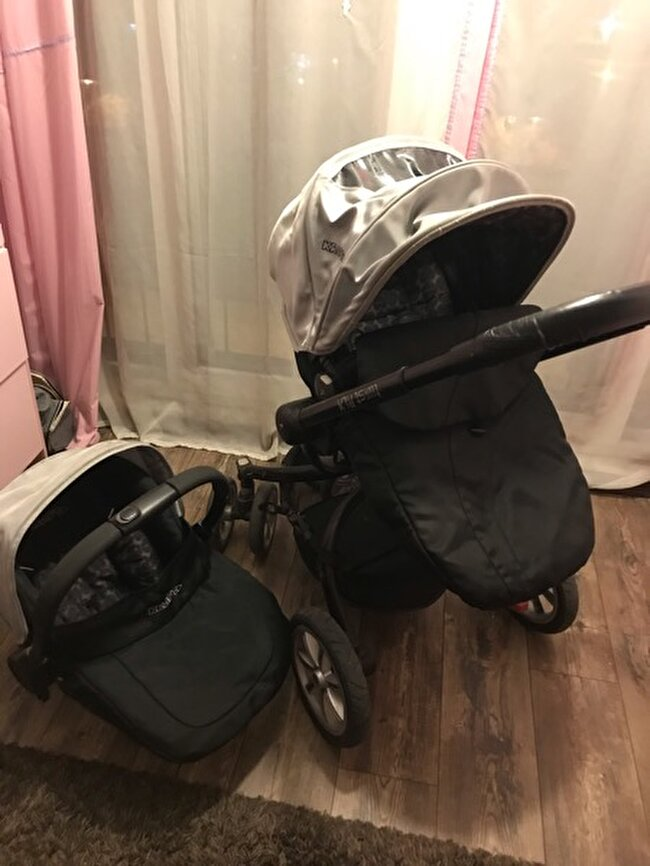 Kraft RLX travel system