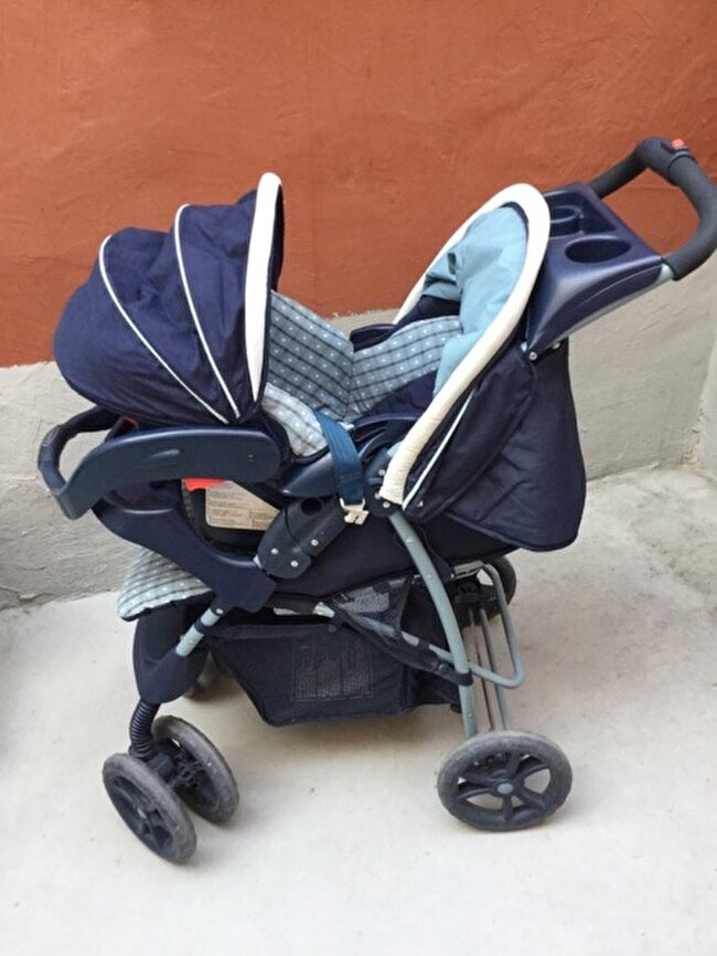 Graco travel sistem