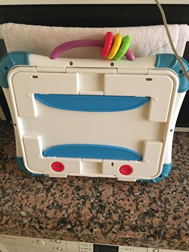 Fisher Price ipad 1-2-3 kılıfı