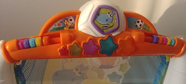 chicco fit & fun gol ligi