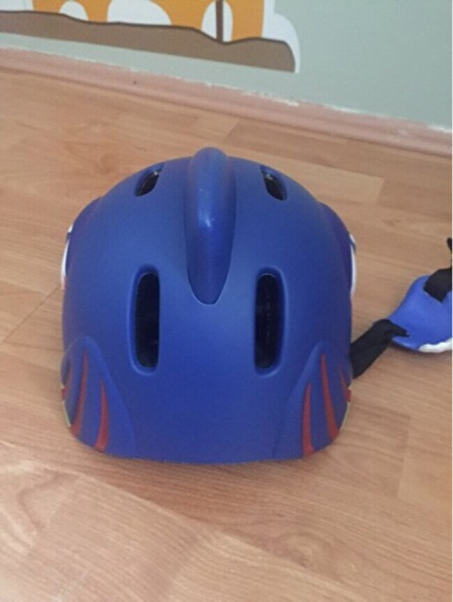 Crazy safety kask SATILDI