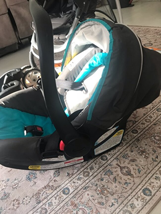 Graco click connect travel set